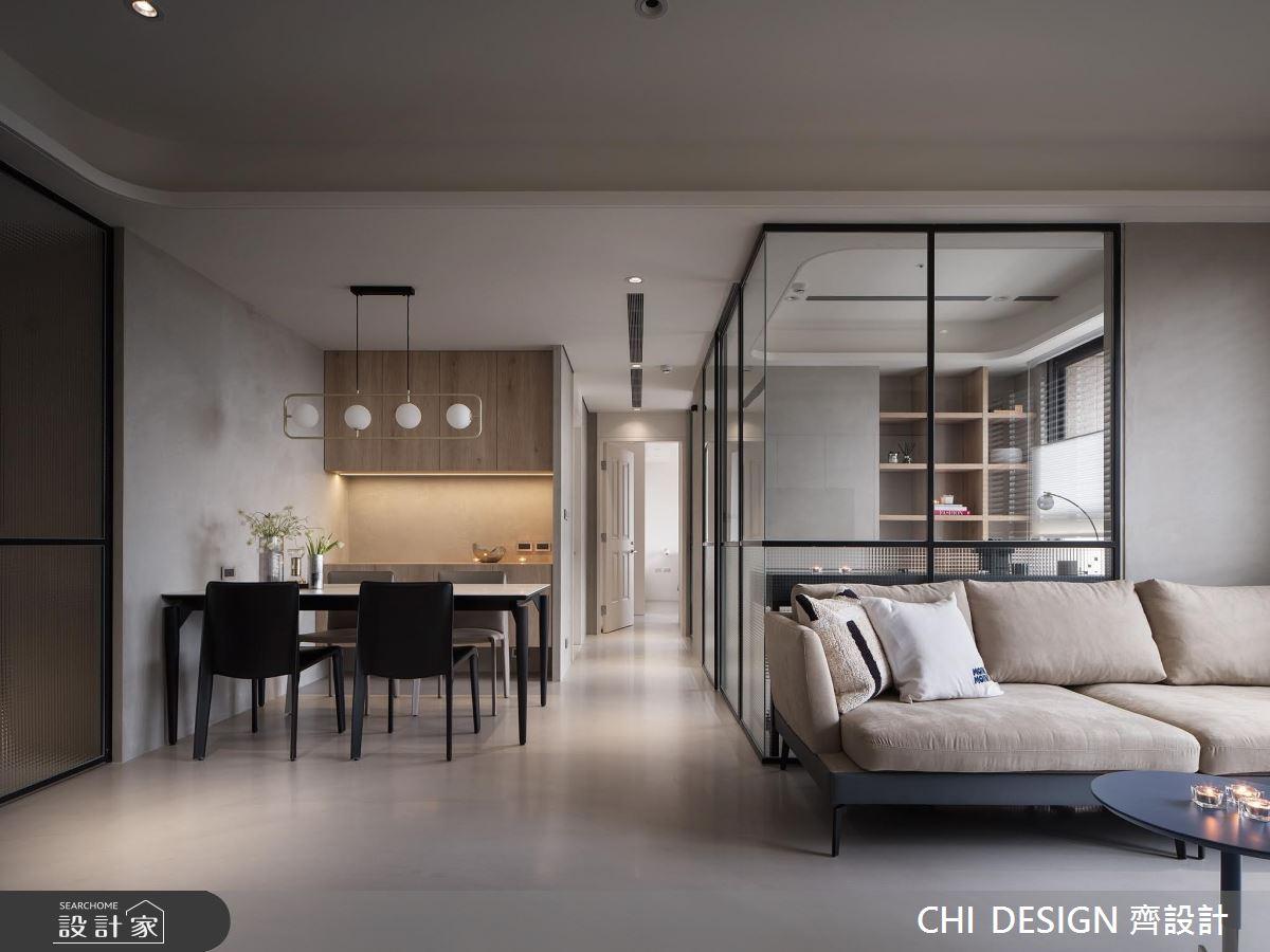 35坪新成屋(5年以下)_現代風案例圖片_CHI DESIGN 齊設計_CHI DESIGN_21之7