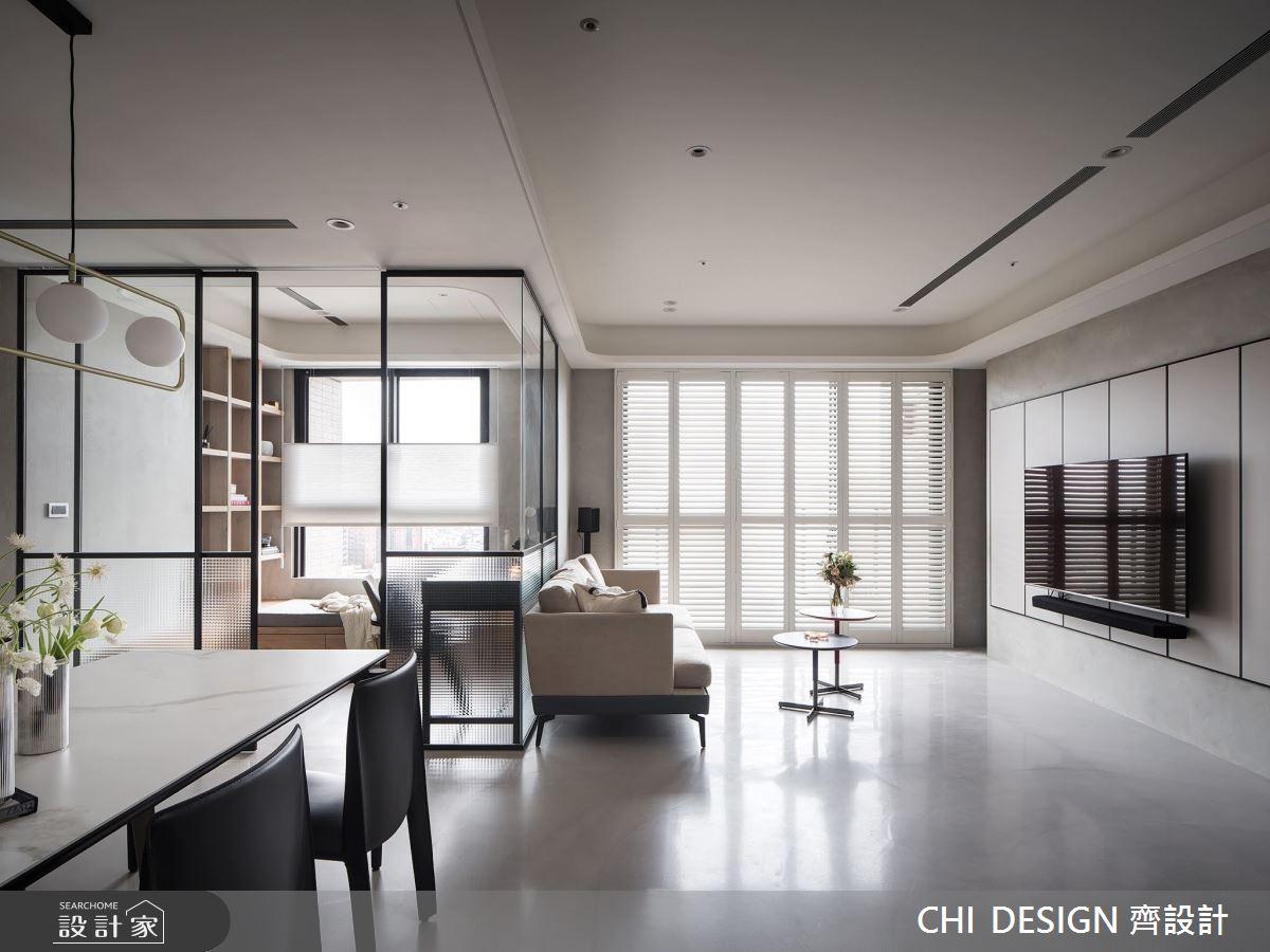 35坪新成屋(5年以下)_現代風案例圖片_CHI DESIGN 齊設計_CHI DESIGN_21之6