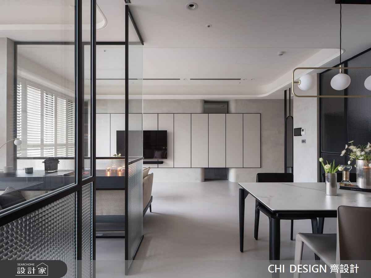 35坪新成屋(5年以下)_現代風案例圖片_CHI DESIGN 齊設計_CHI DESIGN_21之9