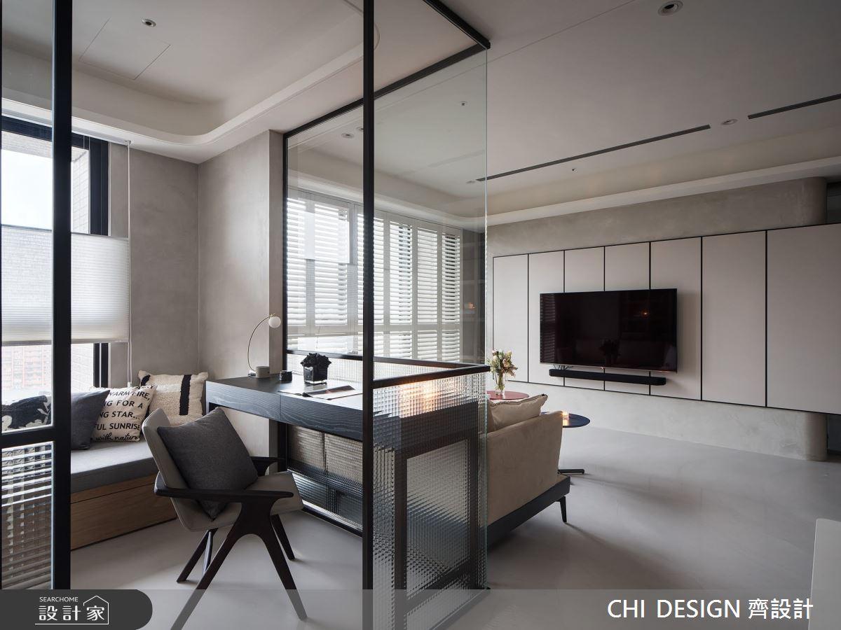 35坪新成屋(5年以下)_現代風案例圖片_CHI DESIGN 齊設計_CHI DESIGN_21之10