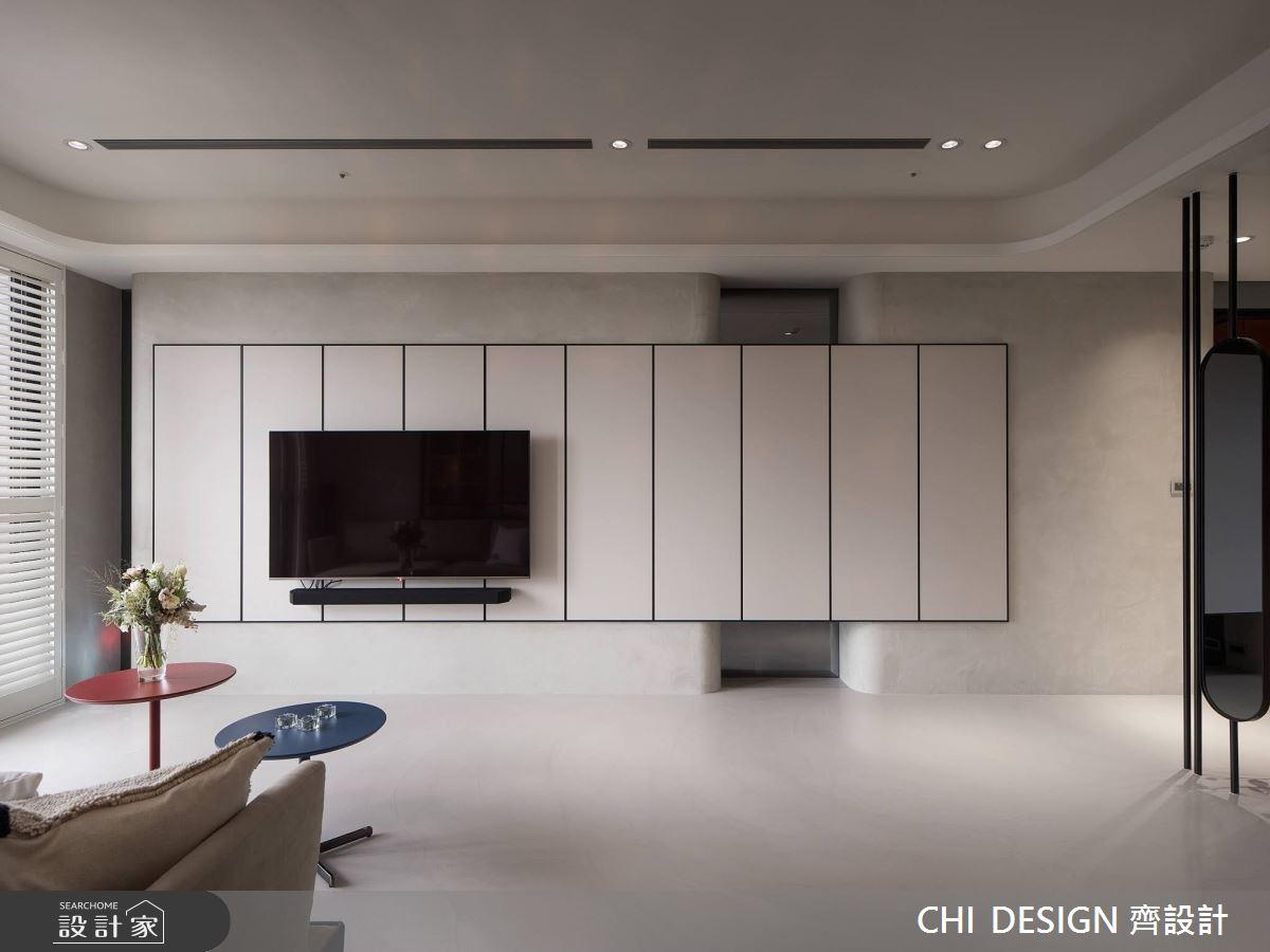 35坪新成屋(5年以下)_現代風案例圖片_CHI DESIGN 齊設計_CHI DESIGN_21之5