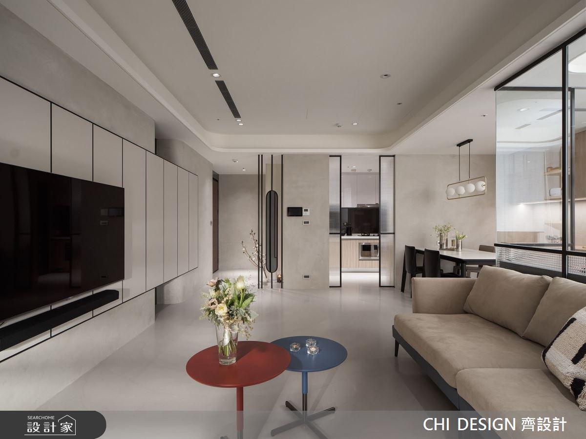 35坪新成屋(5年以下)_現代風案例圖片_CHI DESIGN 齊設計_CHI DESIGN_21之8