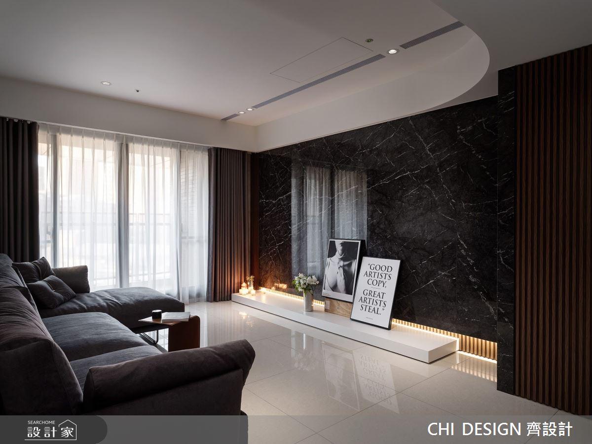 40坪新成屋(5年以下)_現代風案例圖片_CHI DESIGN 齊設計_CHI DESIGN_22之6