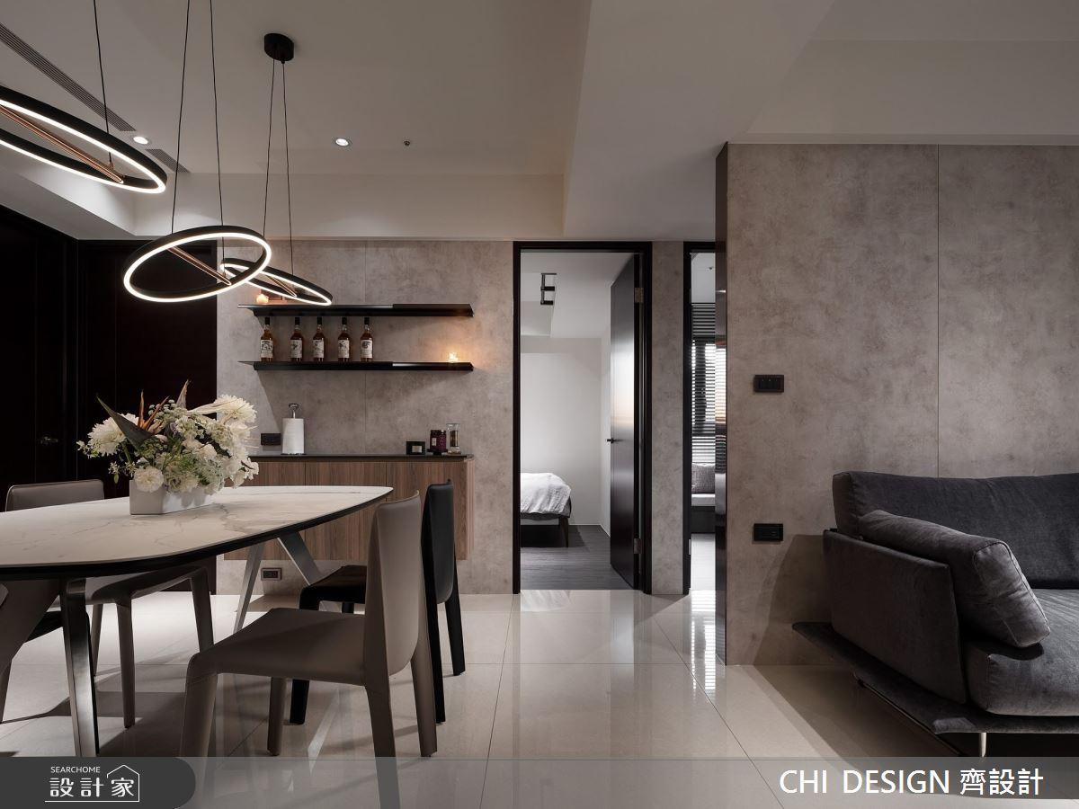 40坪新成屋(5年以下)_現代風案例圖片_CHI DESIGN 齊設計_CHI DESIGN_22之8