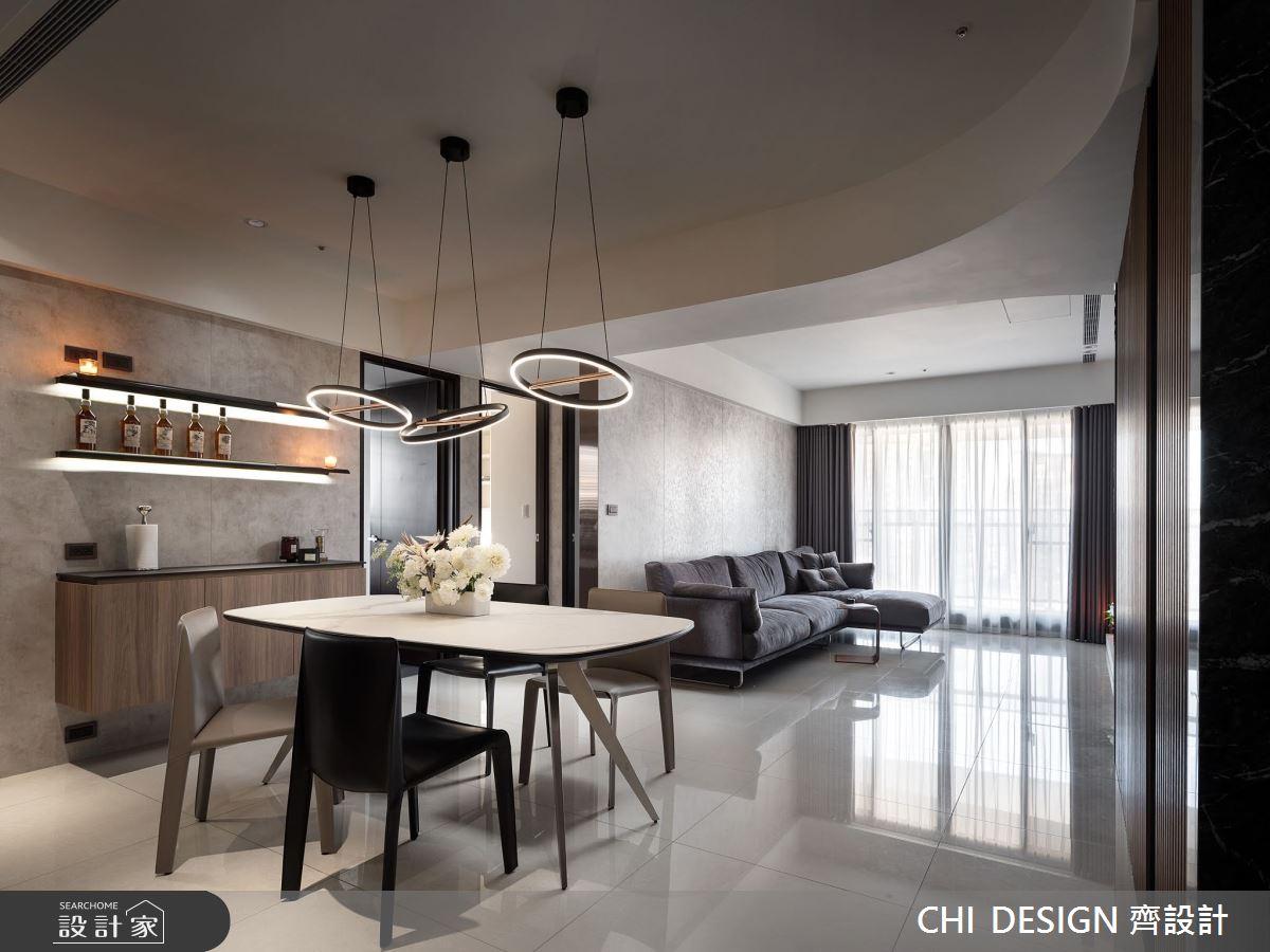 40坪新成屋(5年以下)_現代風案例圖片_CHI DESIGN 齊設計_CHI DESIGN_22之2