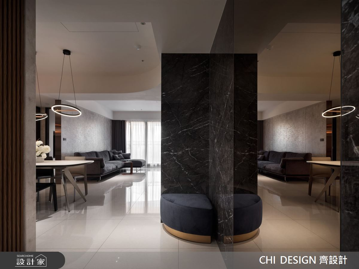 40坪新成屋(5年以下)_現代風案例圖片_CHI DESIGN 齊設計_CHI DESIGN_22之1