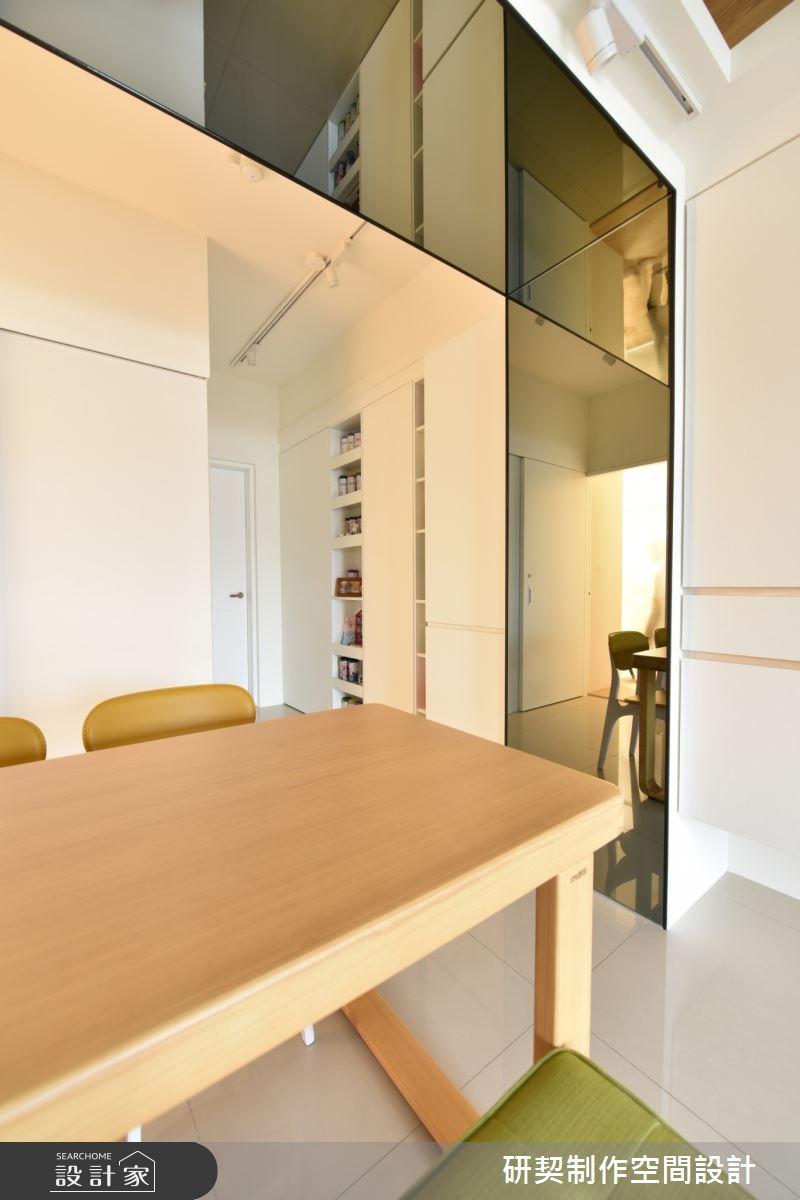 20坪新成屋(5年以下)_北歐風餐廳案例圖片_研契制作_研契_10之5