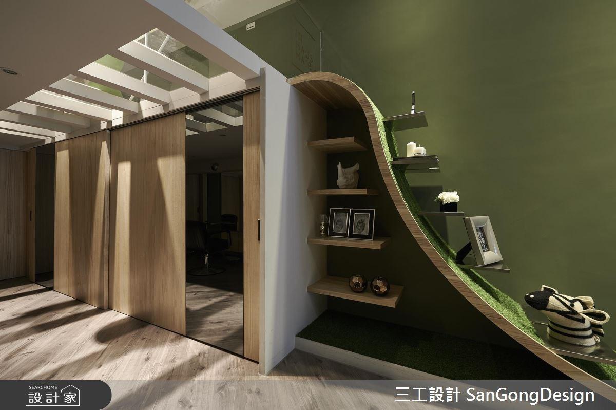 20坪中古屋(5~15年)_混搭風商業空間案例圖片_三工設計 SanGongDesign_三工_01之8