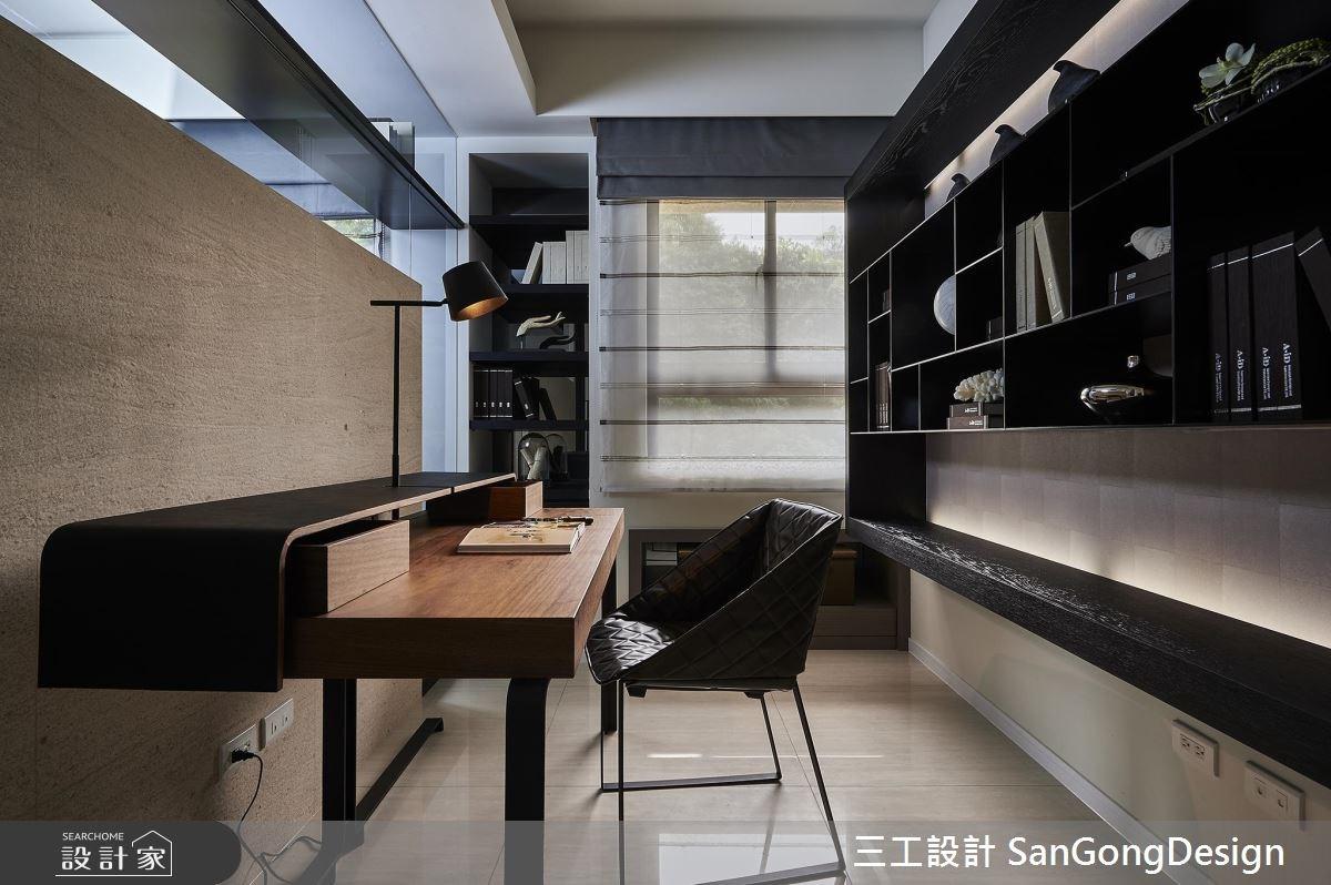 40坪新成屋(5年以下)_混搭風工作區案例圖片_三工設計 SanGongDesign_三工_07之13