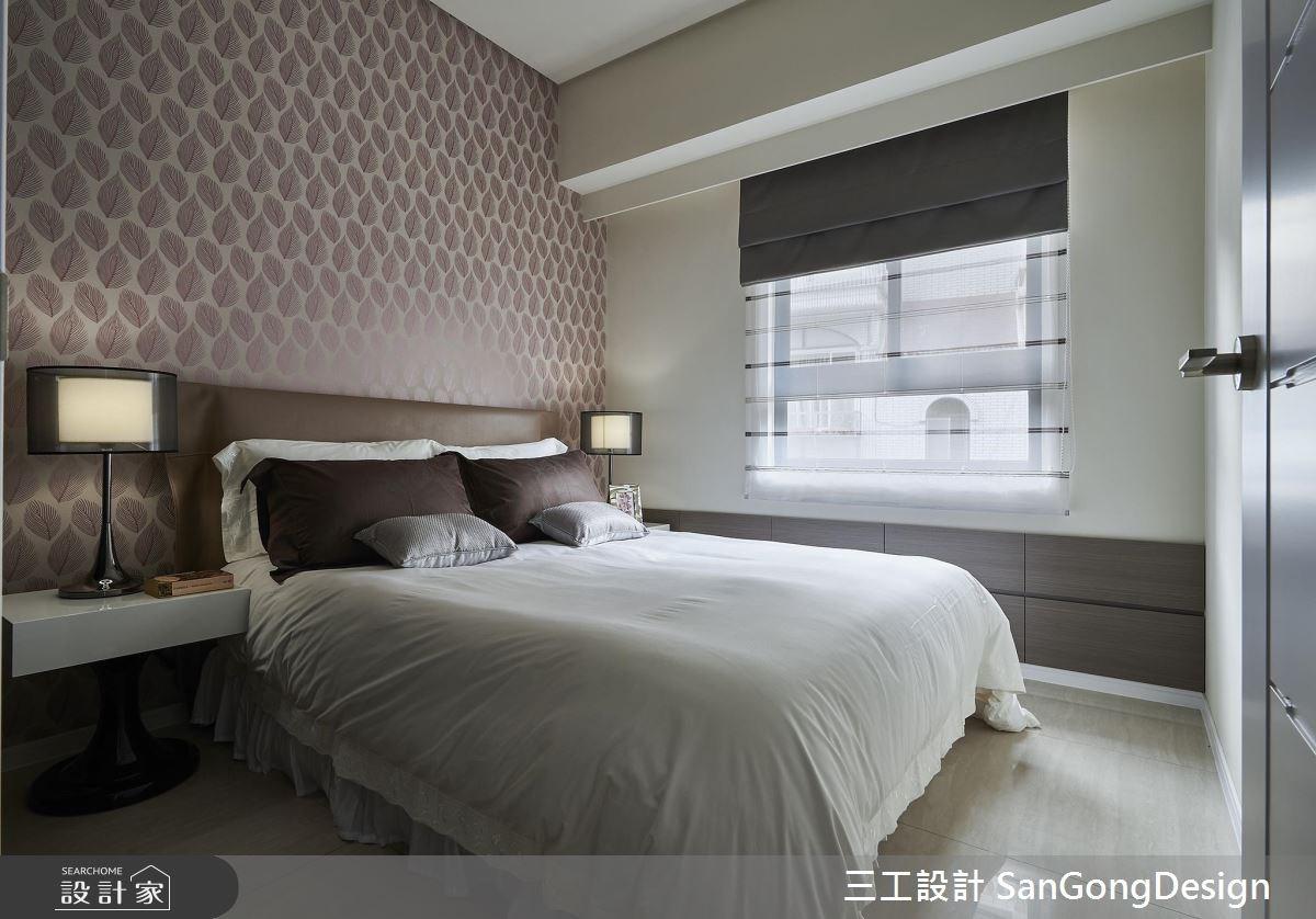 40坪新成屋(5年以下)_混搭風臥室案例圖片_三工設計 SanGongDesign_三工_07之16