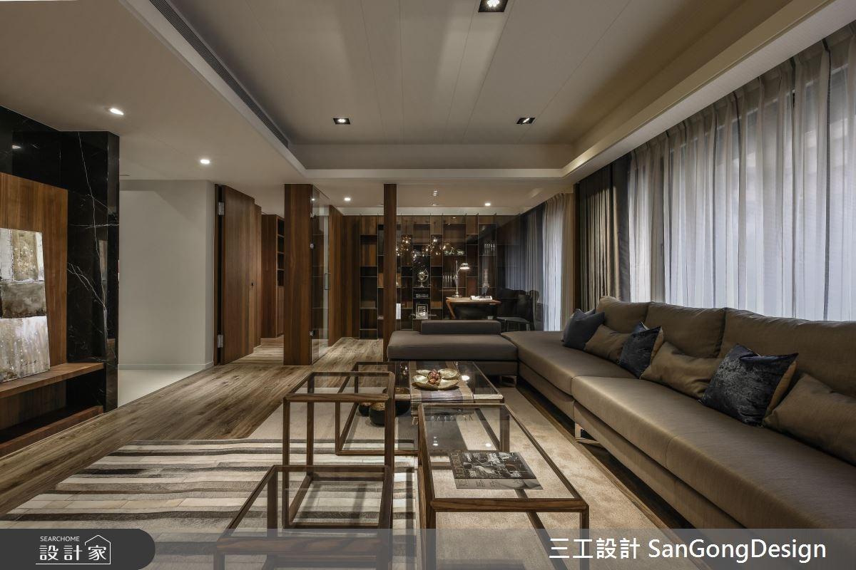 50坪新成屋(5年以下)_混搭風案例圖片_三工設計 SanGongDesign_三工_08之4