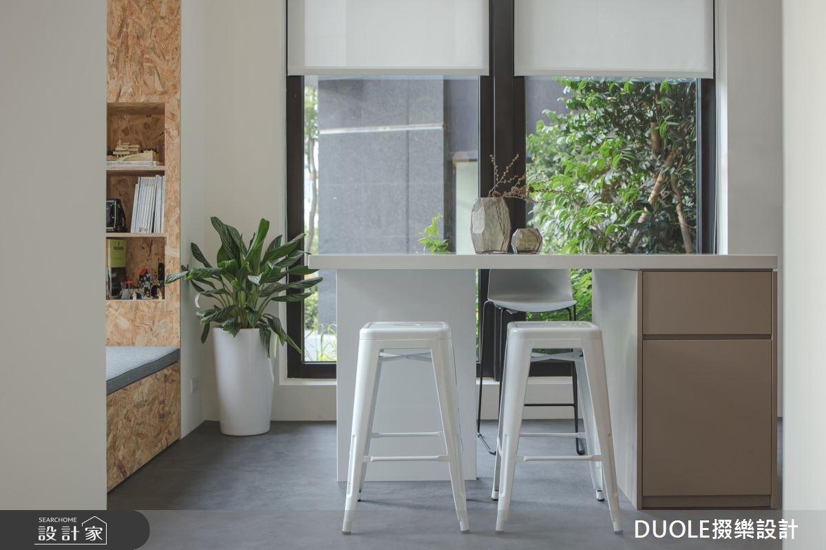 22坪新成屋(5年以下)_北歐風商業空間案例圖片_DUOLE掇樂設計_掇樂_01之1