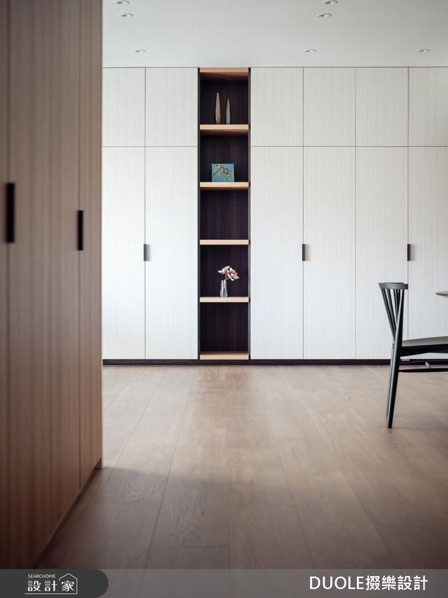 35坪新成屋(5年以下)_現代風玄關案例圖片_DUOLE掇樂設計_掇樂_06之3