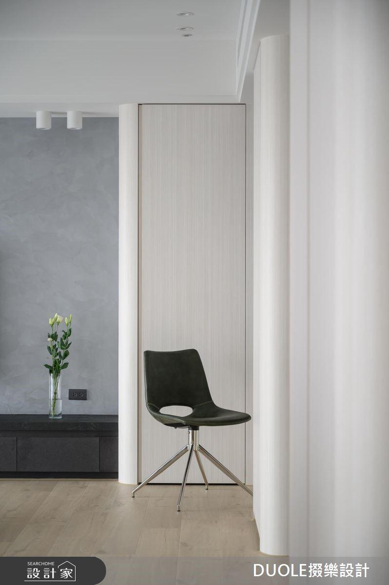 35坪新成屋(5年以下)_現代風客廳案例圖片_DUOLE掇樂設計_掇樂_07之4