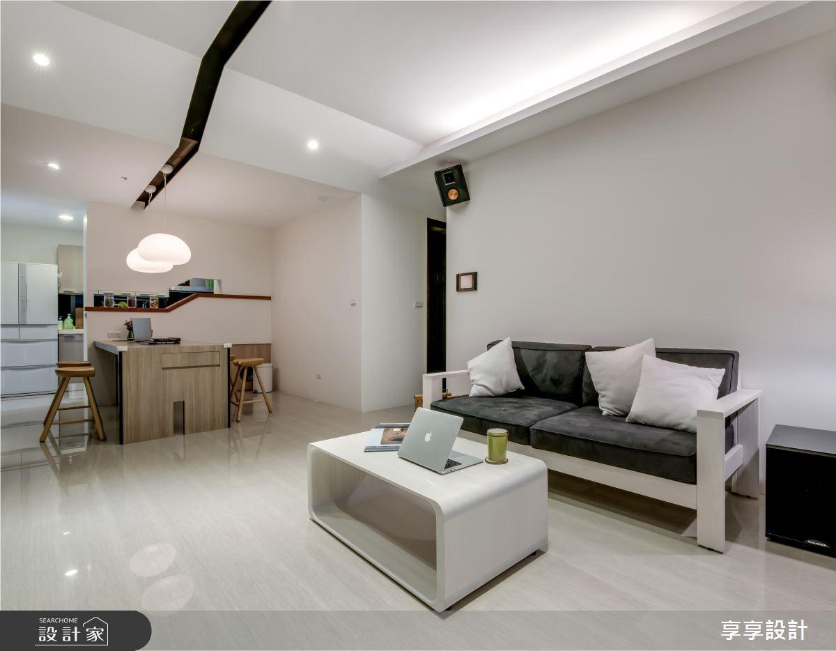 22坪新成屋(5年以下)_現代風案例圖片_享享室內設計_享享_03之5