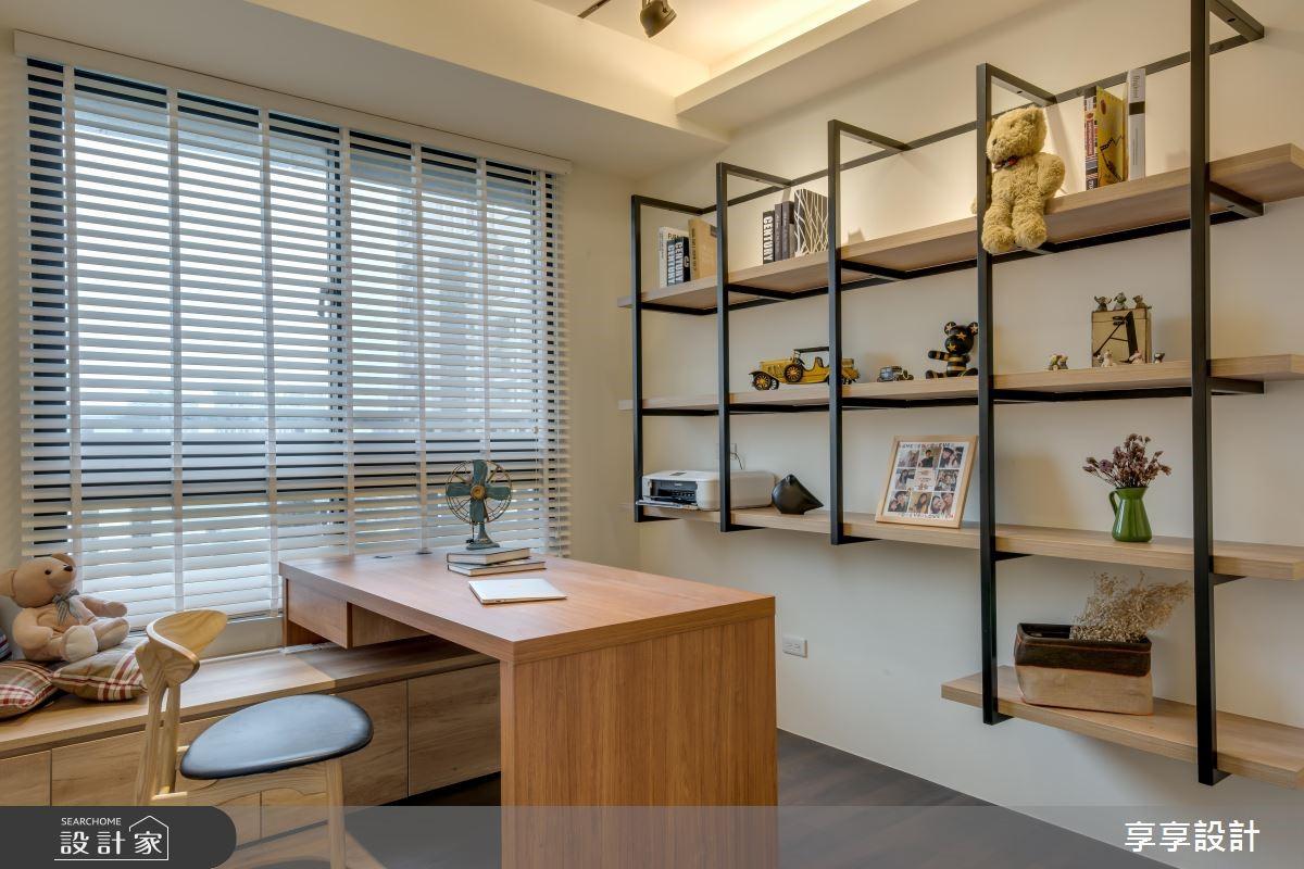22坪新成屋(5年以下)_現代風案例圖片_享享室內設計_享享_03之6