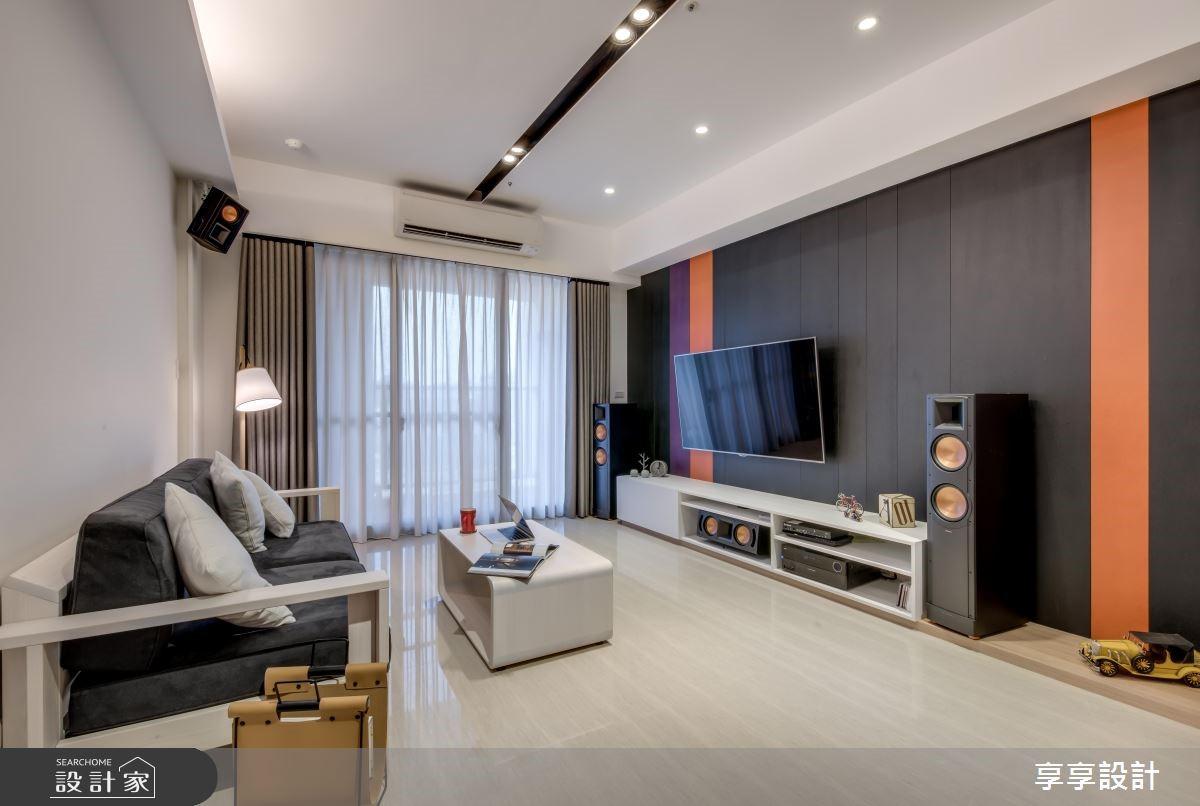 22坪新成屋(5年以下)_現代風案例圖片_享享室內設計_享享_03之3
