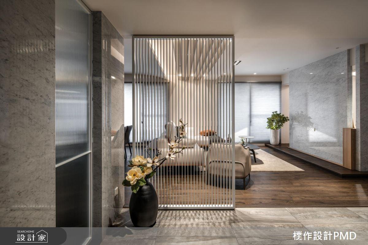 50坪新成屋(5年以下)_現代風玄關客廳案例圖片_樸作設計有限公司/PMD_樸作_11之1