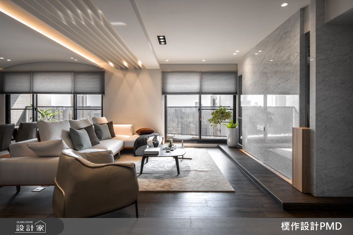 50坪新成屋(5年以下)_現代風客廳案例圖片_樸作設計有限公司/PMD_樸作_11之2