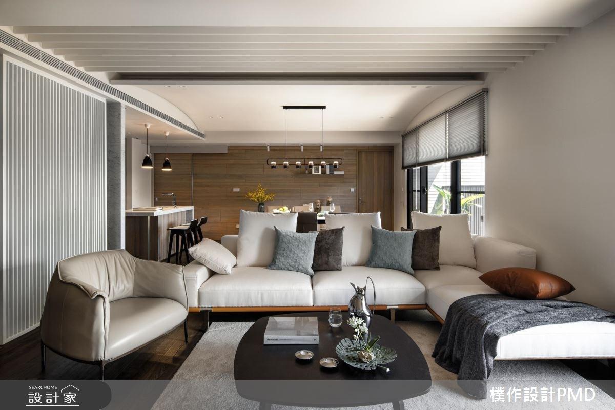 50坪新成屋(5年以下)_現代風客廳案例圖片_樸作設計有限公司/PMD_樸作_11之5