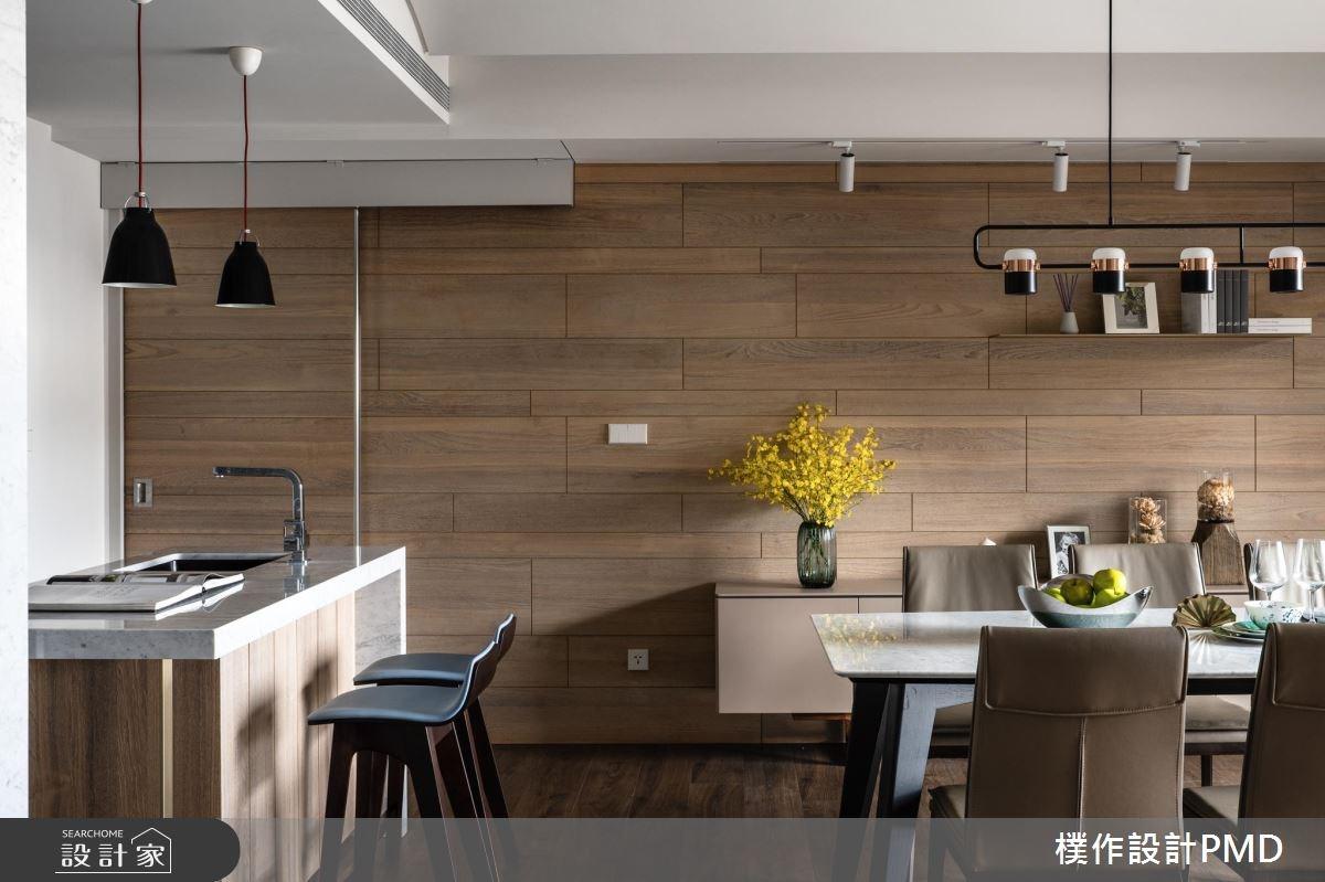 50坪新成屋(5年以下)_現代風餐廳吧檯案例圖片_樸作設計有限公司/PMD_樸作_11之10