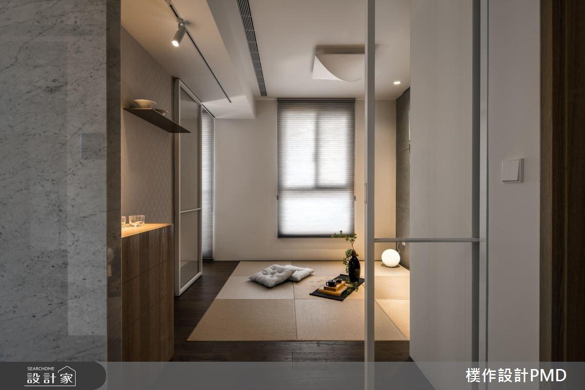 50坪新成屋(5年以下)_現代風和室案例圖片_樸作設計有限公司/PMD_樸作_11之13
