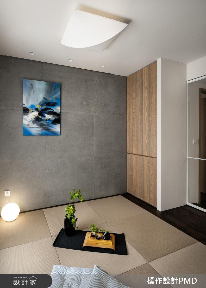 50坪新成屋(5年以下)_現代風和室案例圖片_樸作設計有限公司/PMD_樸作_11之14