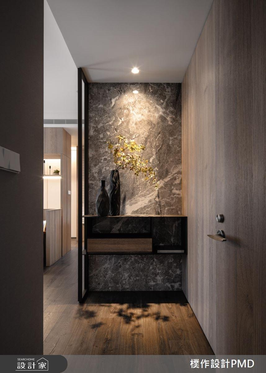 50坪新成屋(5年以下)_現代風走廊案例圖片_樸作設計有限公司/PMD_樸作_11之15