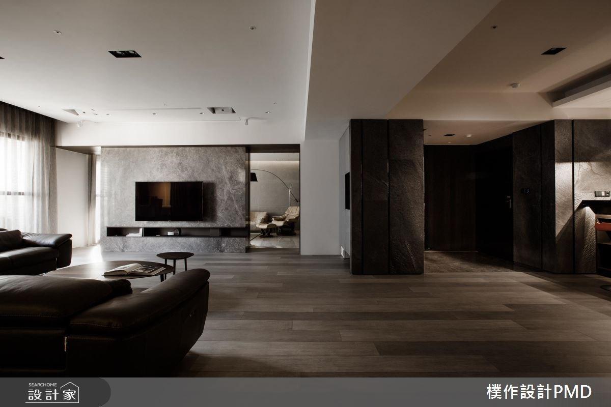 60坪新成屋(5年以下)_現代風客廳案例圖片_樸作設計有限公司/PMD_樸作_04之3