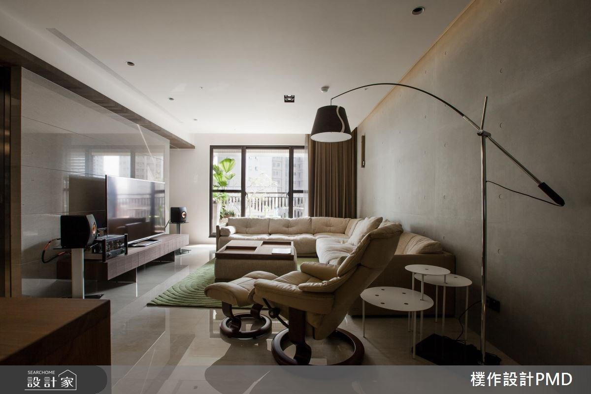 60坪新成屋(5年以下)_現代風客廳案例圖片_樸作設計有限公司/PMD_樸作_05之4