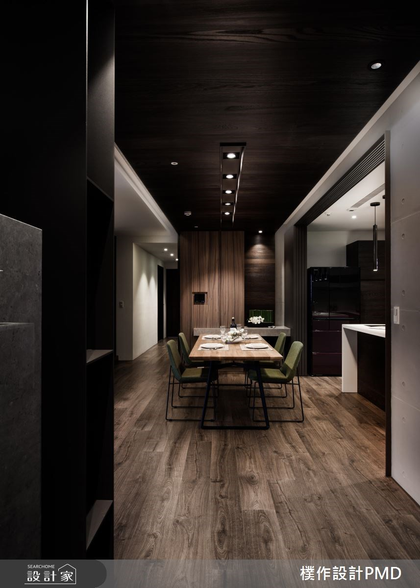60坪新成屋(5年以下)_混搭風餐廳案例圖片_樸作設計有限公司/PMD_樸作_06之2