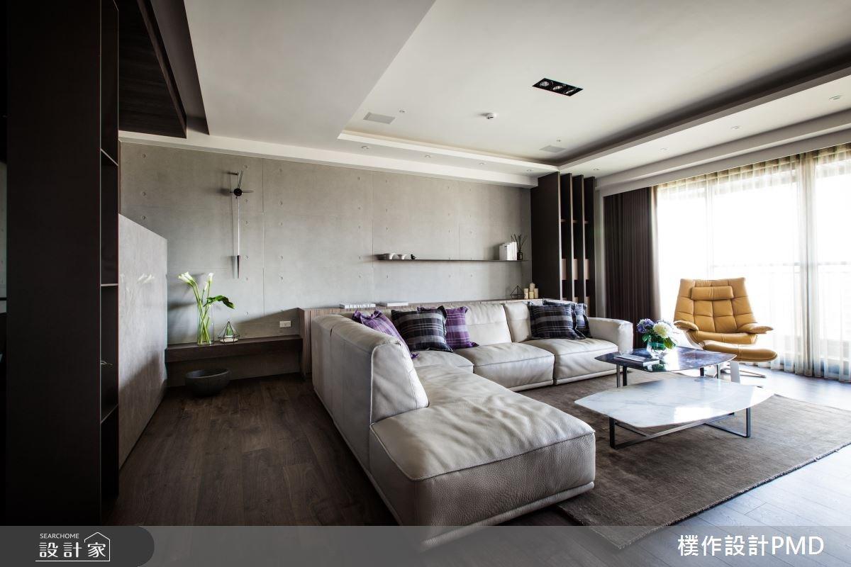 60坪新成屋(5年以下)_混搭風客廳案例圖片_樸作設計有限公司/PMD_樸作_06之6
