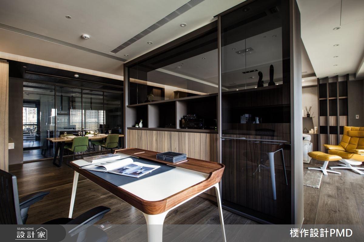 60坪新成屋(5年以下)_混搭風餐廳工作區案例圖片_樸作設計有限公司/PMD_樸作_06之11