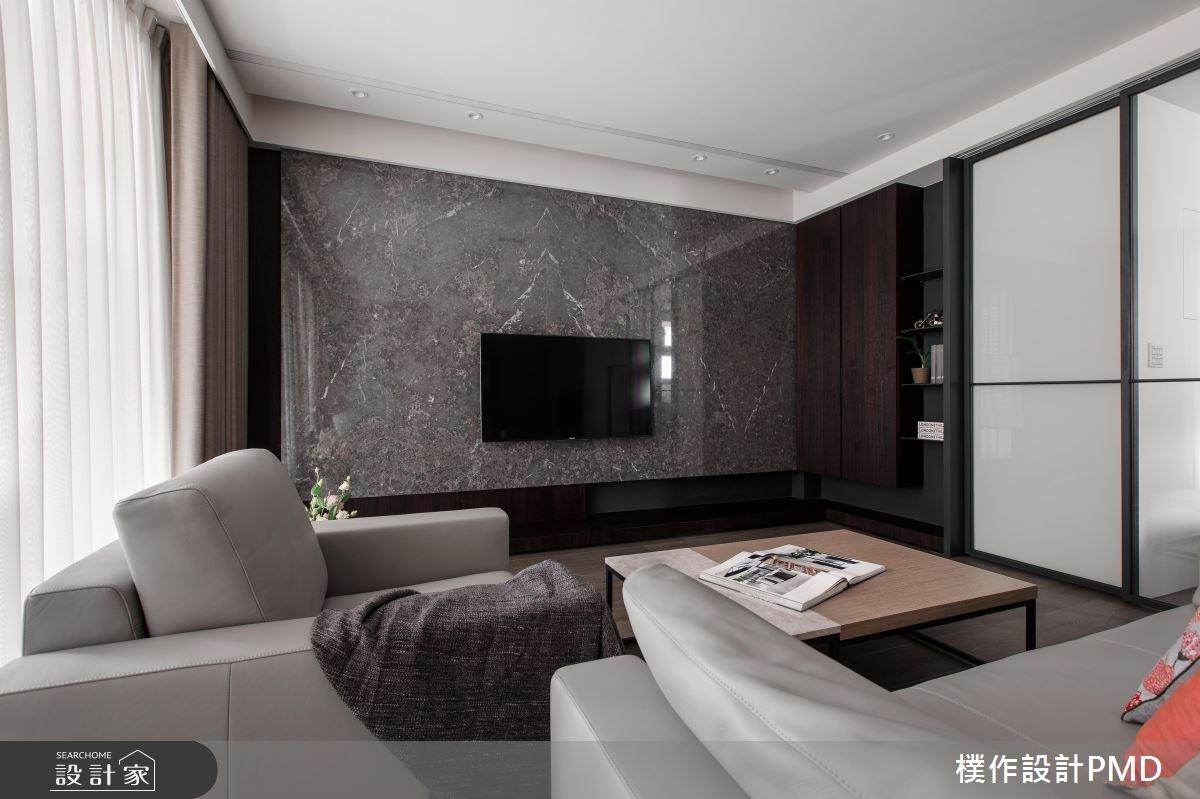 85坪新成屋(5年以下)_現代風客廳案例圖片_樸作設計有限公司/PMD_樸作_09之1