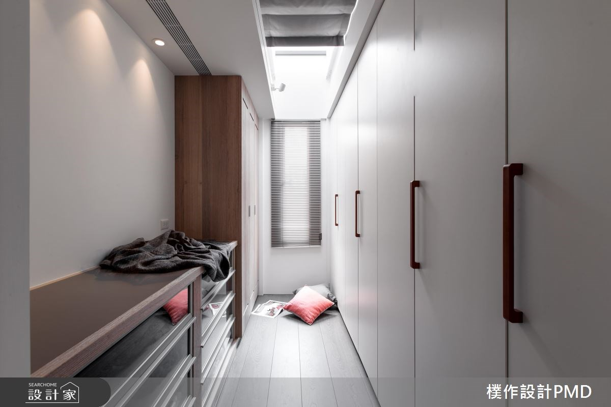 85坪新成屋(5年以下)_現代風更衣間案例圖片_樸作設計有限公司/PMD_樸作_09之22