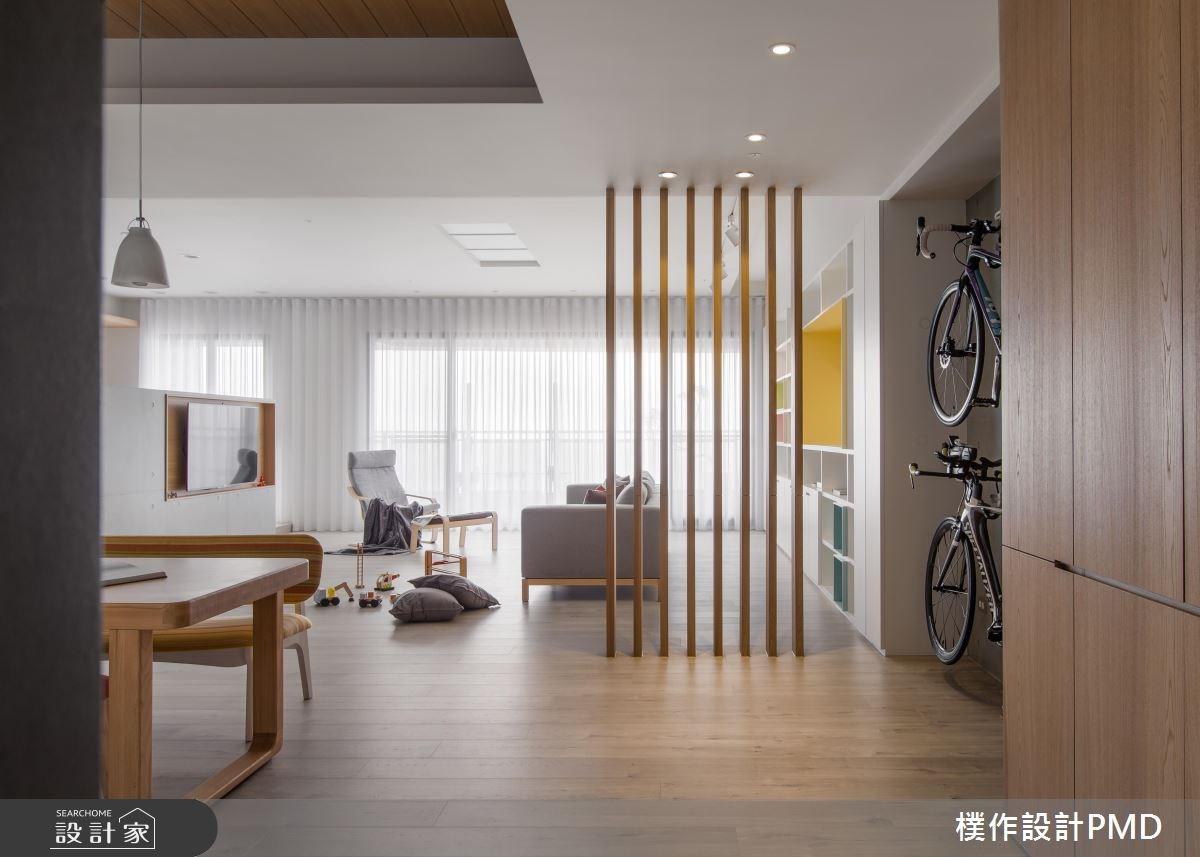 85坪新成屋(5年以下)_休閒風客廳案例圖片_樸作設計有限公司/PMD_樸作_10之1