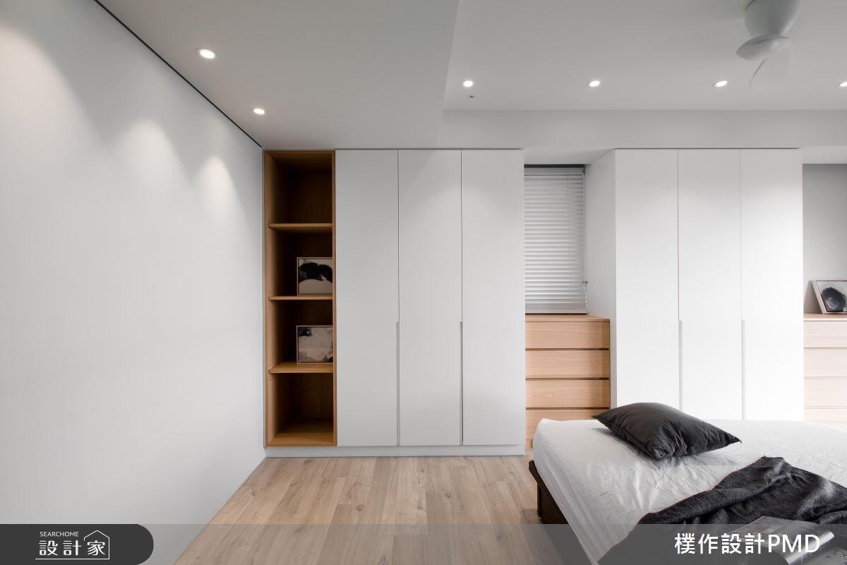 85坪新成屋(5年以下)_休閒風臥室案例圖片_樸作設計有限公司/PMD_樸作_10之30