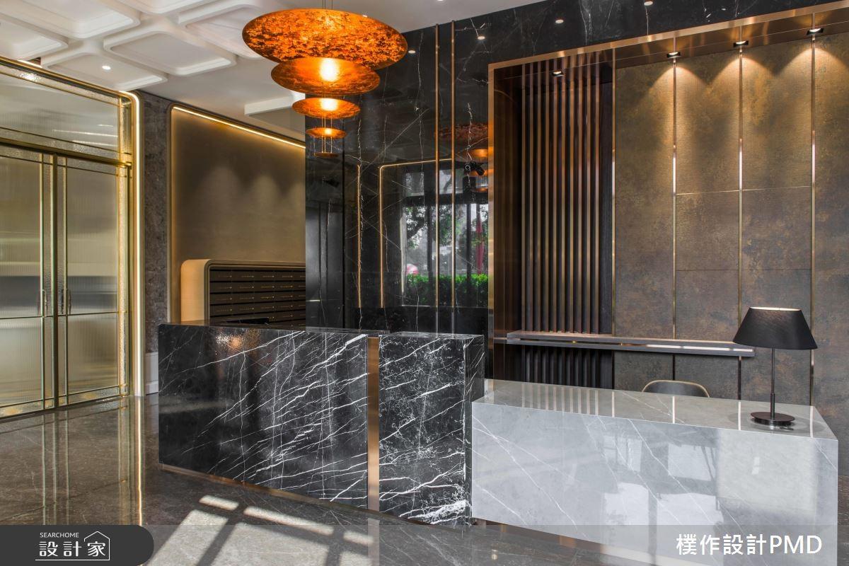 40坪新成屋(5年以下)_奢華風商業空間案例圖片_樸作設計有限公司/PMD_樸作_13之2