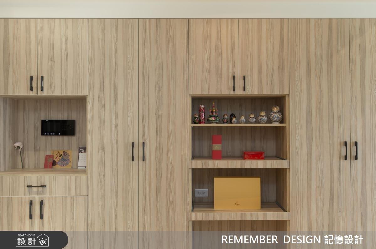 28坪預售屋_現代風廚房案例圖片_記憶設計_記憶_01之3