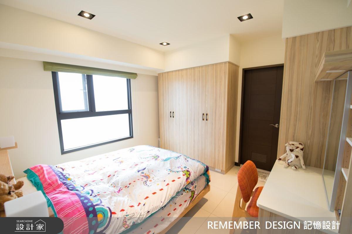 28坪預售屋_現代風臥室案例圖片_記憶設計_記憶_01之7