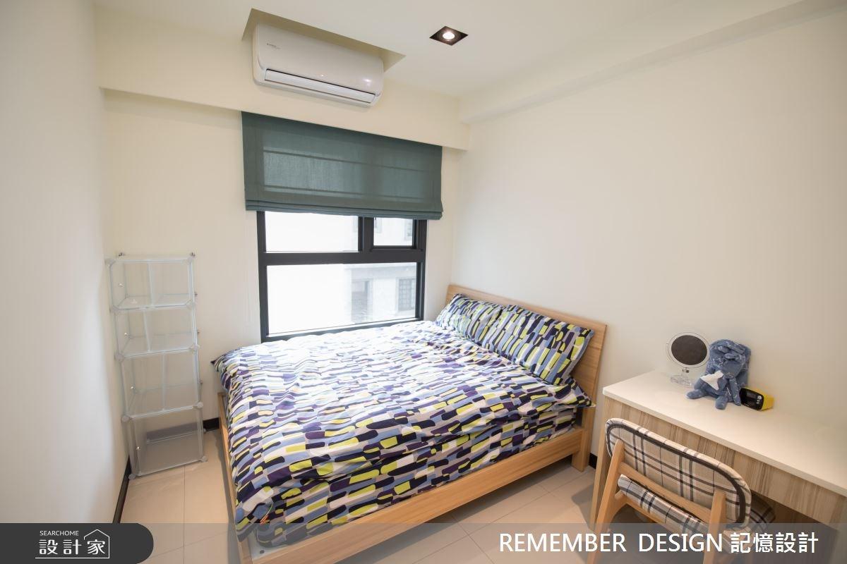 28坪預售屋_現代風臥室案例圖片_記憶設計_記憶_01之9
