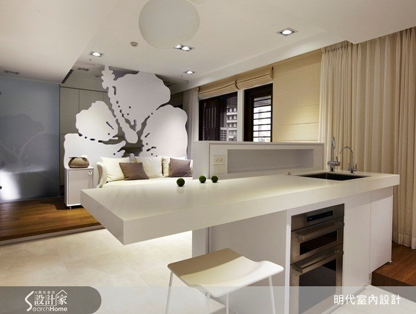 18坪預售屋_混搭風餐廳案例圖片_明代室內裝修設計有限公司_明代_04之4