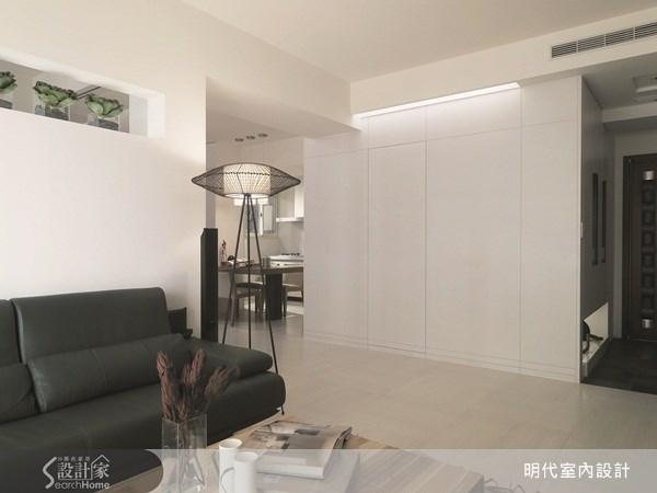 30坪新成屋(5年以下)_北歐風客廳案例圖片_明代室內裝修設計有限公司_明代_07之4