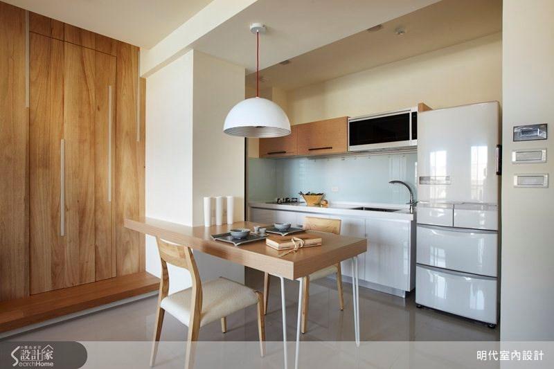 17坪預售屋_休閒風餐廳案例圖片_明代室內裝修設計有限公司_明代_09之2