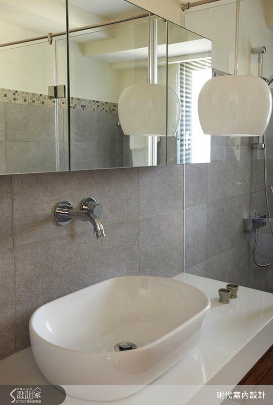 17坪預售屋_休閒風浴室案例圖片_明代室內裝修設計有限公司_明代_09之17