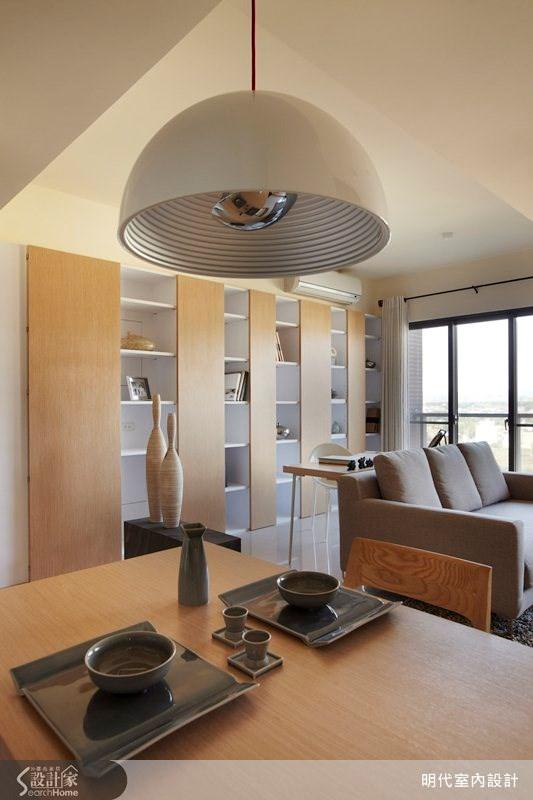 17坪預售屋_休閒風餐廳案例圖片_明代室內裝修設計有限公司_明代_09之3
