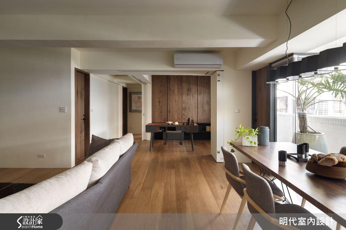 35坪老屋(16~30年)_休閒風餐廳案例圖片_明代室內裝修設計有限公司_明代_16之4