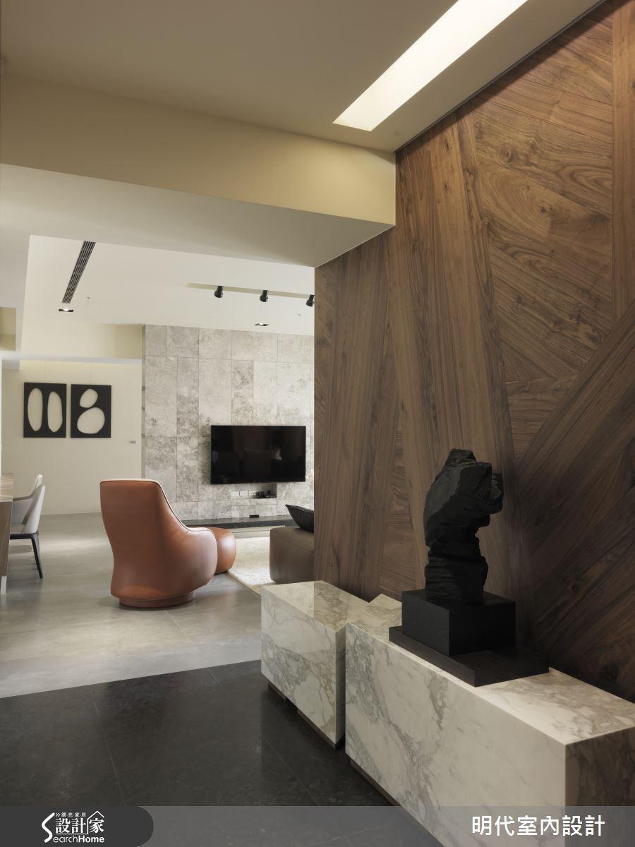 64坪_現代風走廊案例圖片_明代室內裝修設計有限公司_明代_18之2