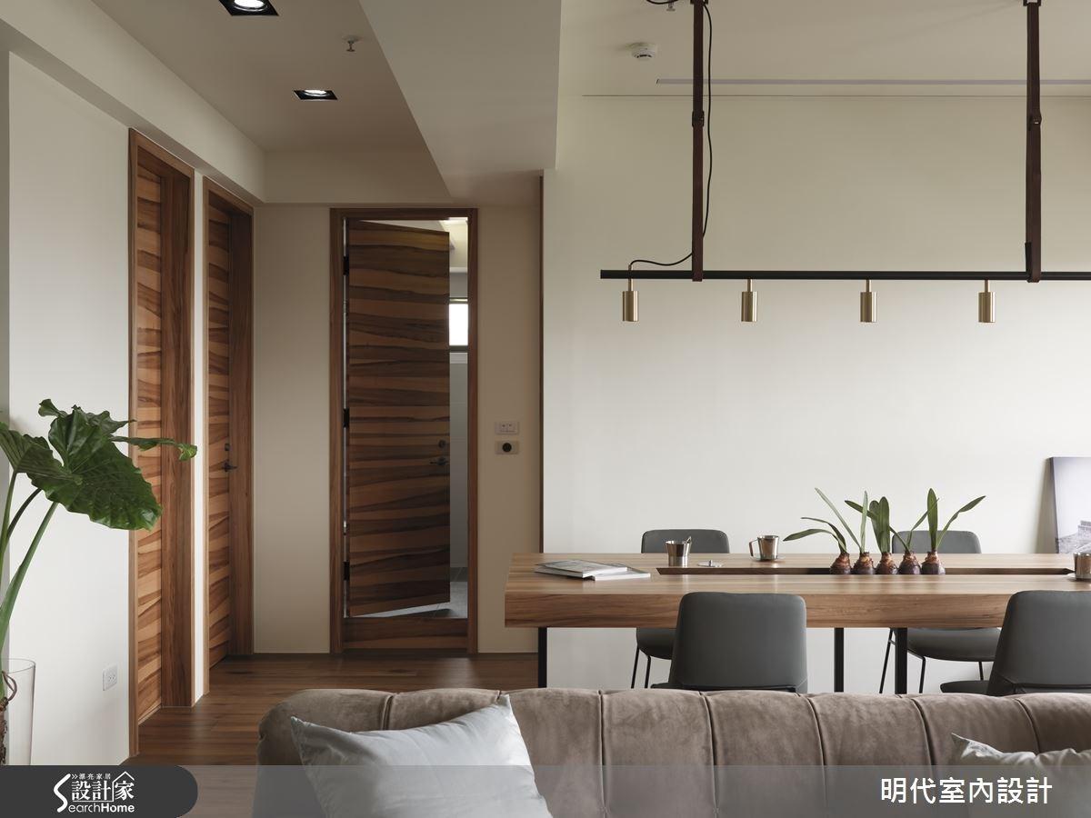 30坪新成屋(5年以下)_現代風客廳案例圖片_明代室內裝修設計有限公司_明代_21之9