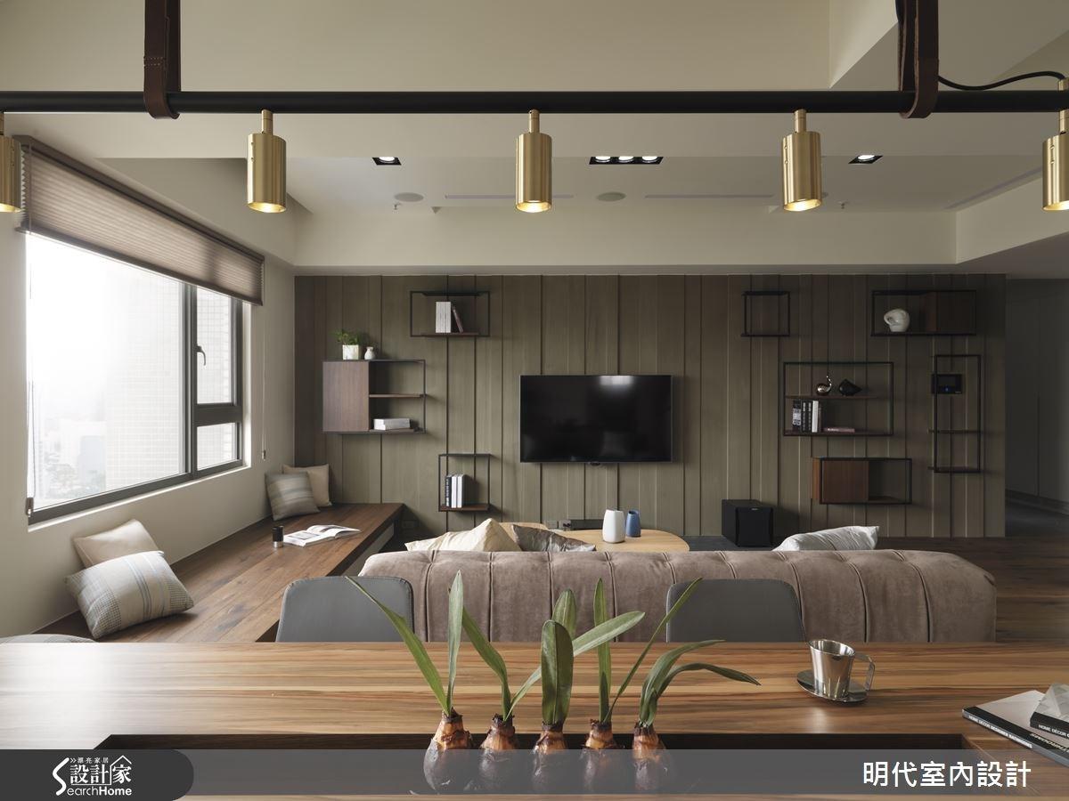 30坪新成屋(5年以下)_現代風餐廳案例圖片_明代室內裝修設計有限公司_明代_21之13